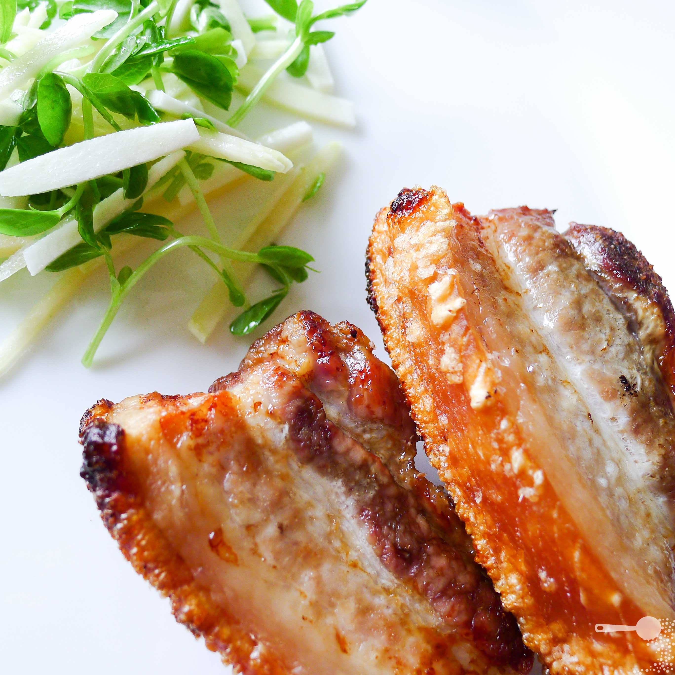How to cook crispy pork
