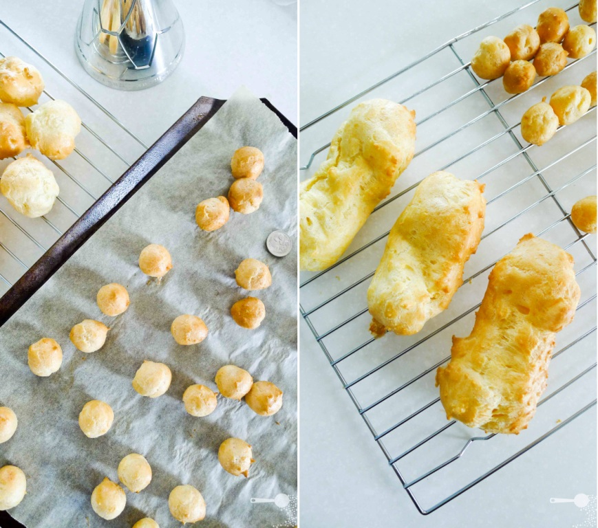 how to cook that mini cream bouche